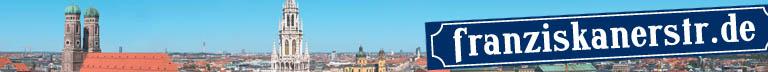Franziskanerstr. - Einkaufen & Shopping, Weggehen, Öffnungszeiten und Stadtplan
